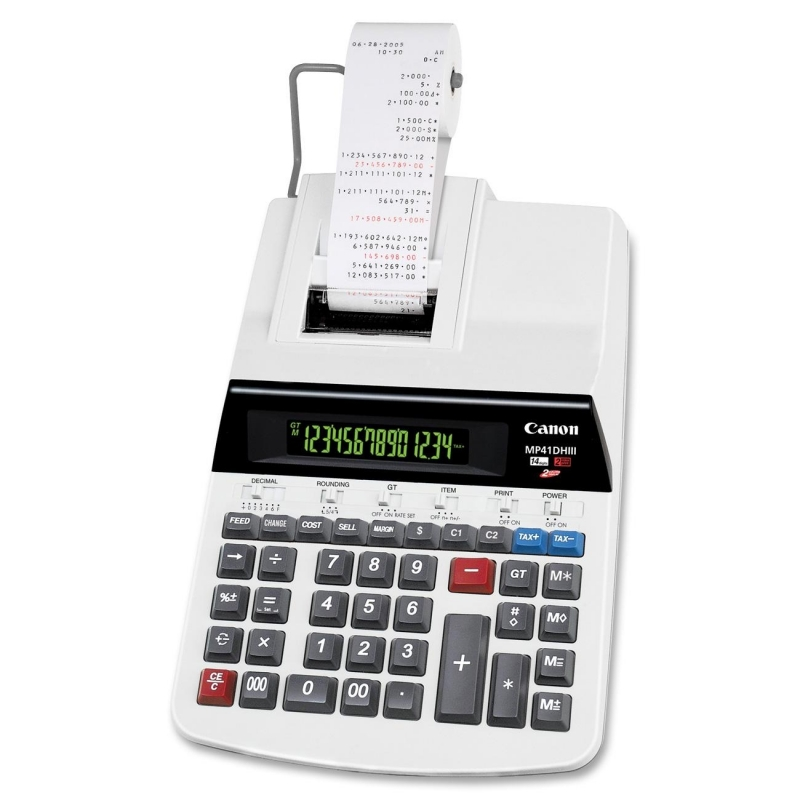 Canon Heavy-duty Printing Calculator MP41DHIII CNMMP41DHIII
