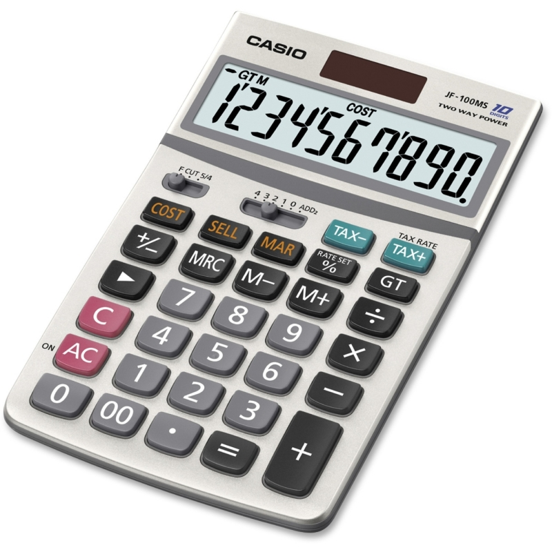 Casio JF100MS General Purpose Calculator JF-100MS CSOJF100MS