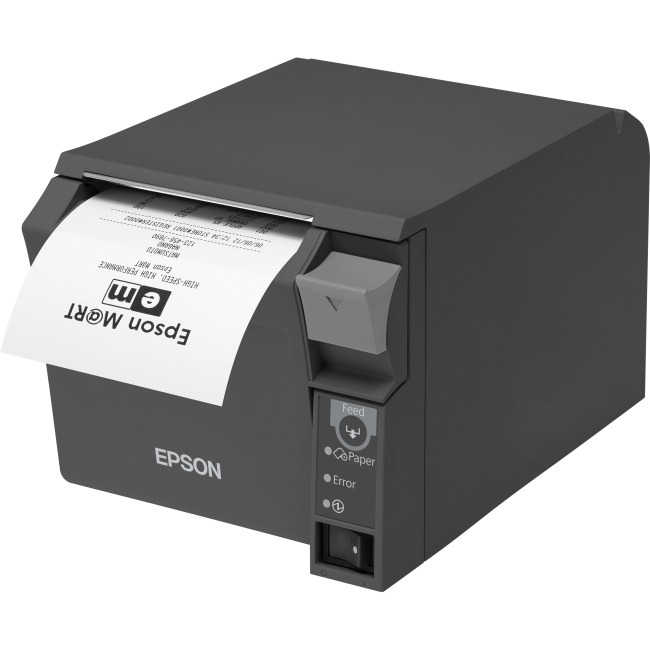 Epson POS Receipt Printer C31CD38A9981 TM-T70II