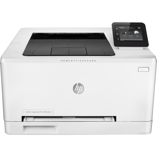 HP Color LaserJet Pro Printer B4A22A#BGJ M252DW