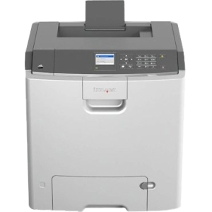 Lexmark Color Laser Printer Government Compliant CAC Enabled 41GT007 C746N