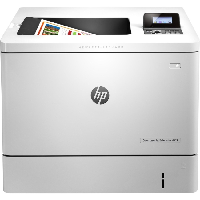 HP Color LaserJet Enterprise Printer B5L24A#BGJ M553n