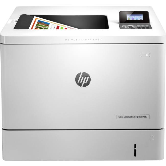 HP Color LaserJet Enterprise Printer B5L25A#BGJ M553dn