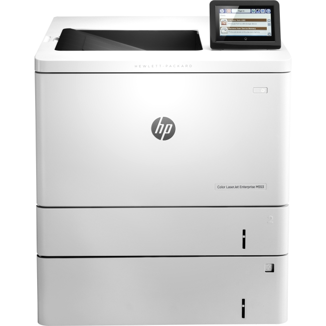 HP Color LaserJet Enterprise Printer B5L26A#BGJ M553x