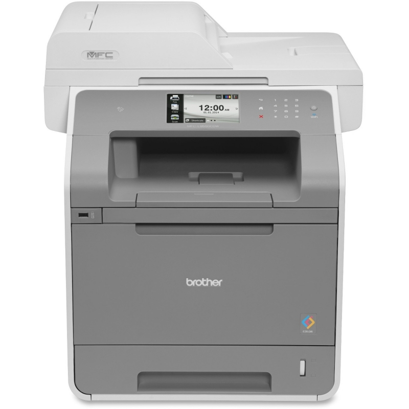 Brother Color Laser All-in-One for Higher Print Volume Applications MFC-L9550CDW BRTMFCL9550CDW