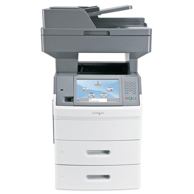 Lexmark Multifunction Printer Government Compliant 16M1398 X656DTE