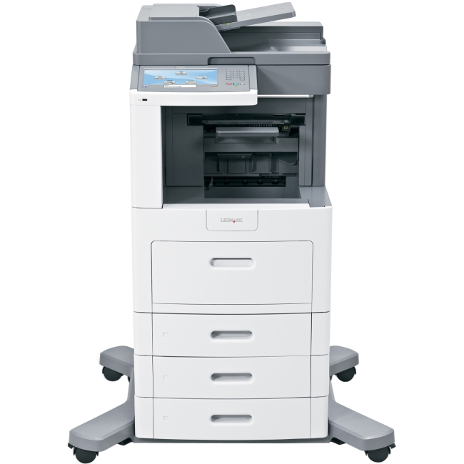 Lexmark Multifunction Printer CAC Enabled Government Compliant 16M1421 X658DTE
