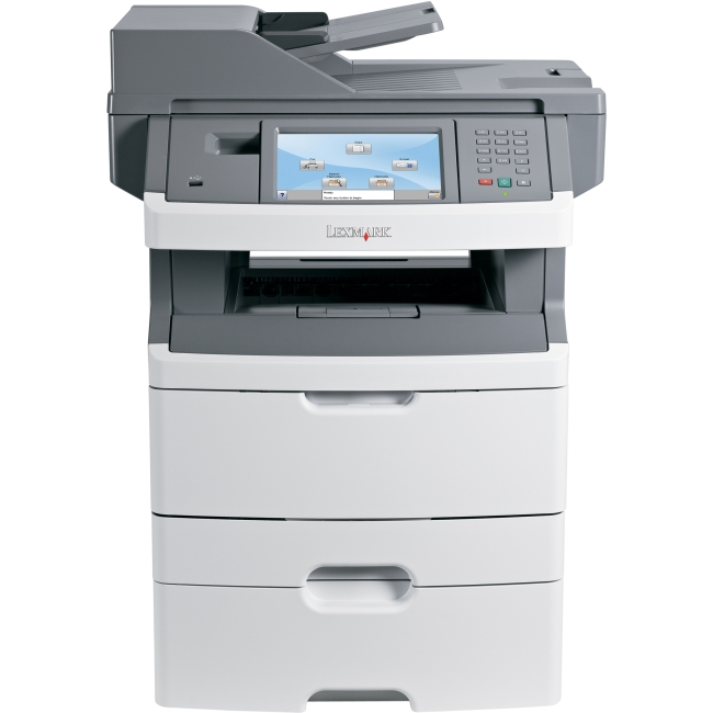 Lexmark Multifunction Printer CAC Enabled Government Compliant 13C0080 X466DTE