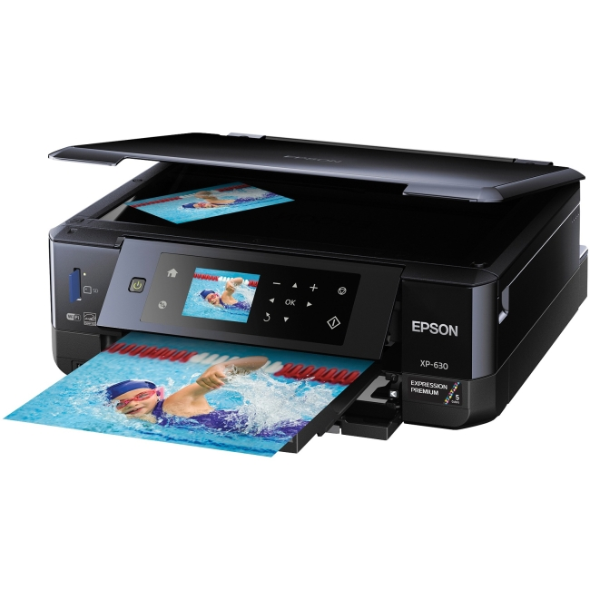 Epson Expression Premium Small-in-One Color Inkjet Printer C11CE79201 XP-630
