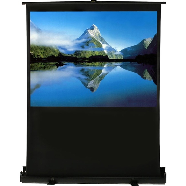 EluneVision Pneumatic Air-Lift Projection Screen EV-AL-100-1.2-4:3