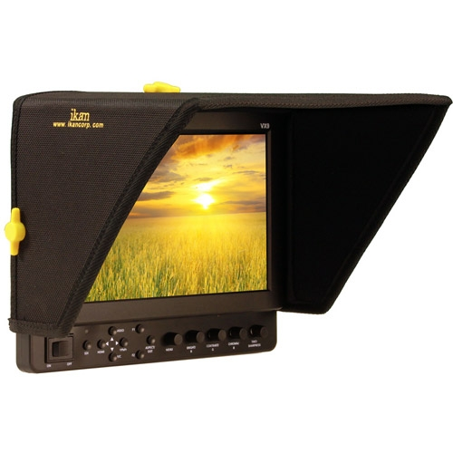 ikan Camera Screen Hood SHX9