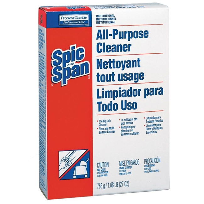 P&G Spic and Span All-Purpose Cleaner 16900139 PGC31973