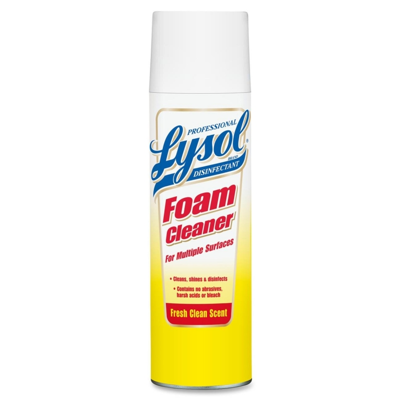 Professional Lysol Disinfectant Foam Cleaner 58345080 RAC02775EA