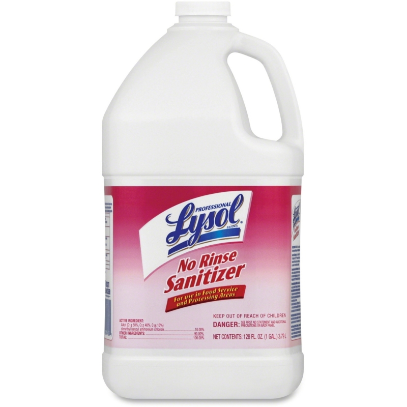 Lysol No Rinse Sanitizer 74389 RAC74389