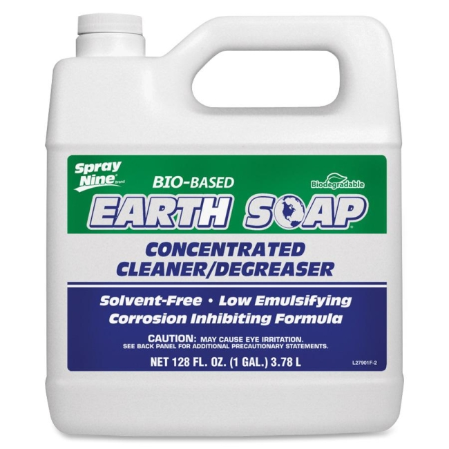 Spray Nine Earth Soap Cleaner/Degreaser 27901 PTX27901