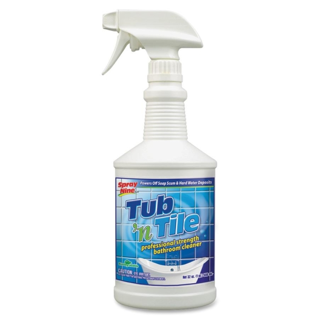 Spray Nine Tub n' Tile Cleaner 27532 PTX27532