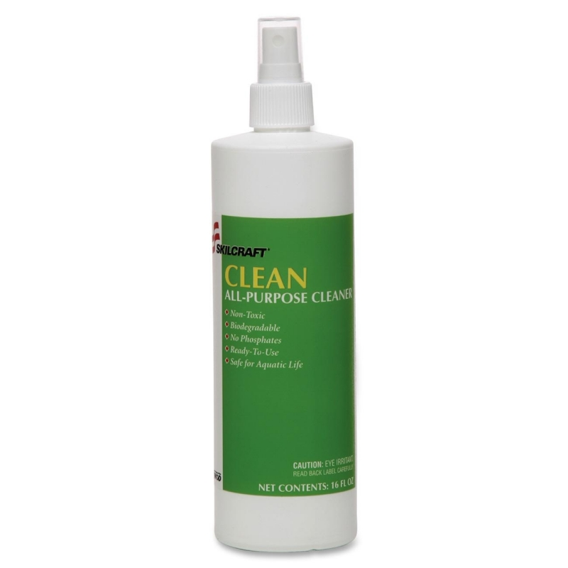 SKILCRAFT Clean General Purpose Detergent 7930-00-926-5280 NSN9265280