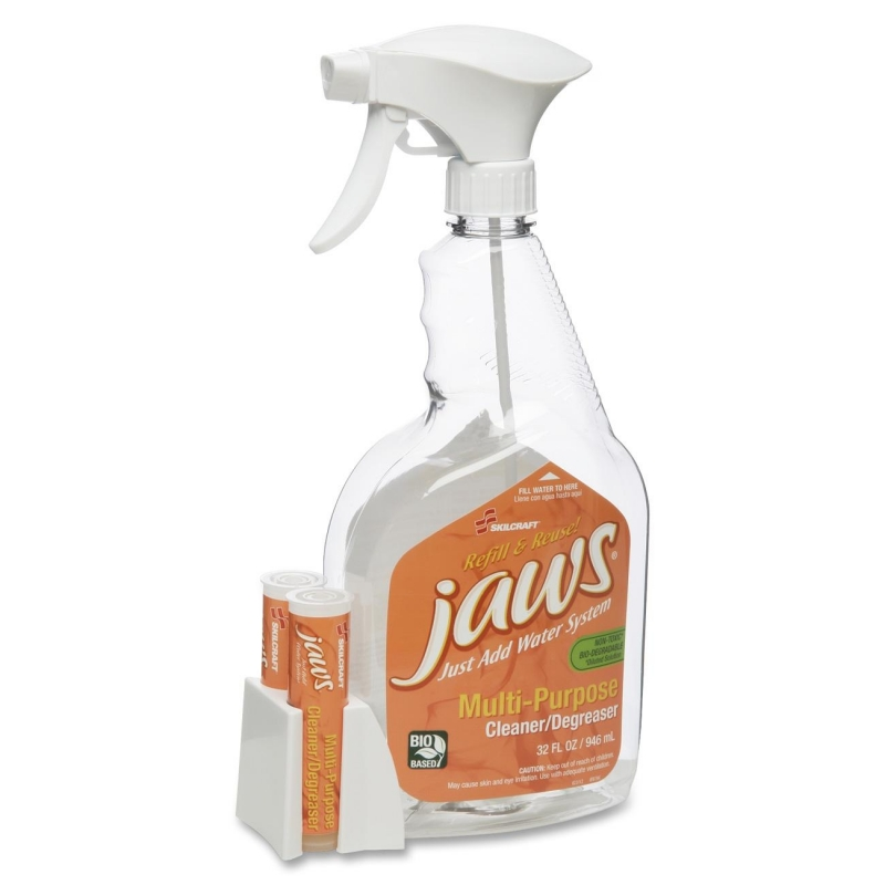 SKILCRAFT JAWS Multipurpose Cleaner/Degreaser 7930016005754 NSN6005754