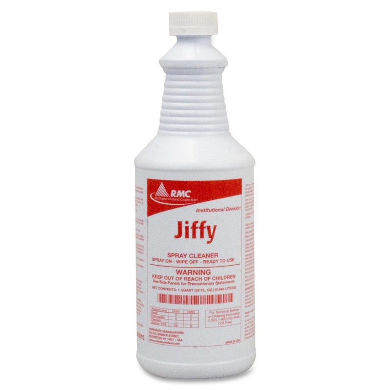 RMC Jiffy Ready To Use Spray Cleaner and Degreaser 10243015 RCM10243015