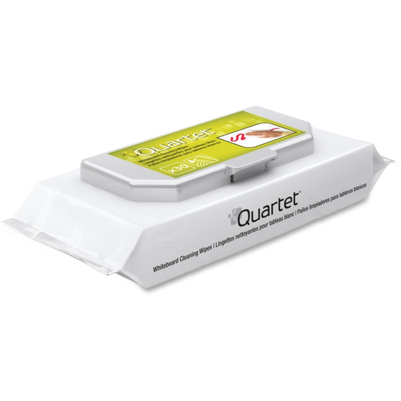 Quartet Prestige 2 Connects Cleaning Wipes Refill 85390 QRT85390
