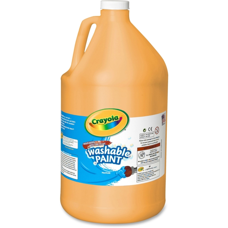 Crayola 1 Gallon Washable Paint 54-2128-033 CYO542128033