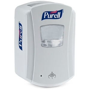 PURELL LTX-7 Dispenser - White 1320-04 GOJ132004