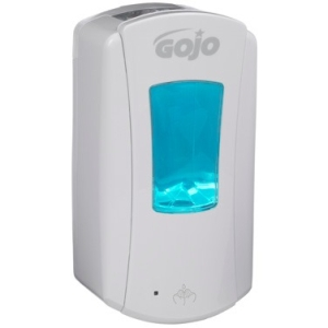 GOJO LTX-12 Dispenser - White 1980-04 GOJ198004