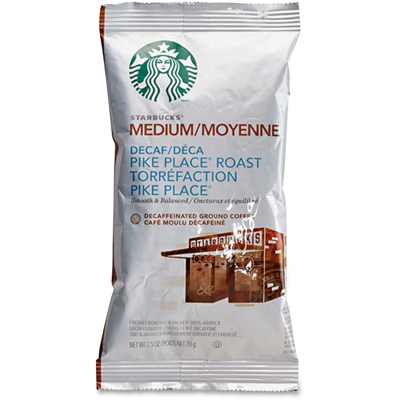 Starbucks Well-rounded Decaf Medium Roast Coffee 11023061 SBK11023061