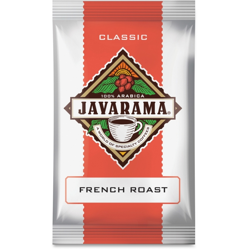 DS Services Javarama French Roast Coffee Packs 21968023 DSW21968023