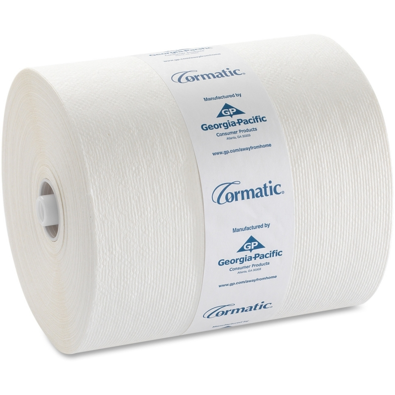 Georgia-Pacific Cormatic Hardwound Roll Towel 2930P GPC2930P