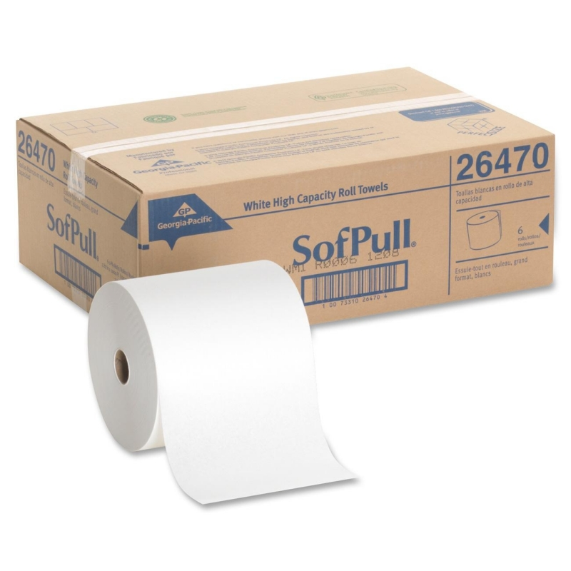 SofPull Hardwound Roll Paper Towel 26470 GPC26470