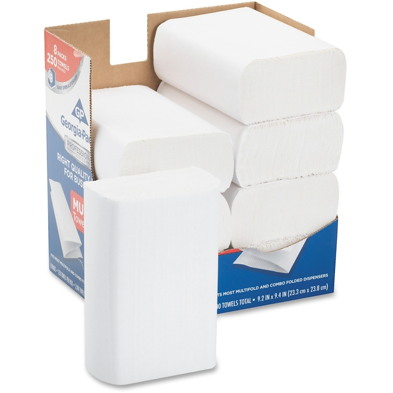 Georgia-Pacific Multi-fold Dispenser Towels 2212014 GPC2212014