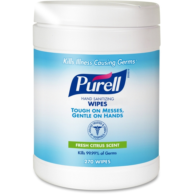 Purell Sanitizing Wipes 911306 GOJ911306