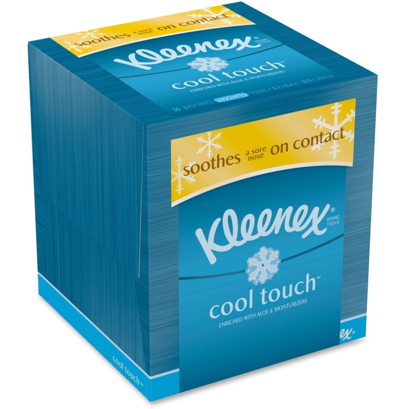 Kleenex Cool Touch Facial Tissue 29388CT KCC29388CT