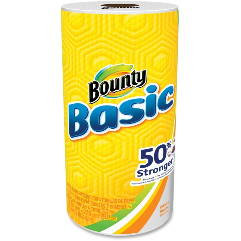 Bounty Basic Paper Towel Roll 92976 PGC92976