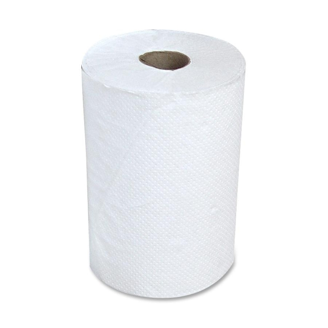 Stefco Hardwound White Paper Towel 410105 STF410105