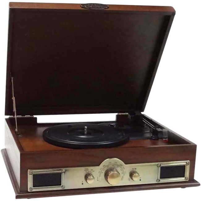 Pyle Record Turntable PTT30WD