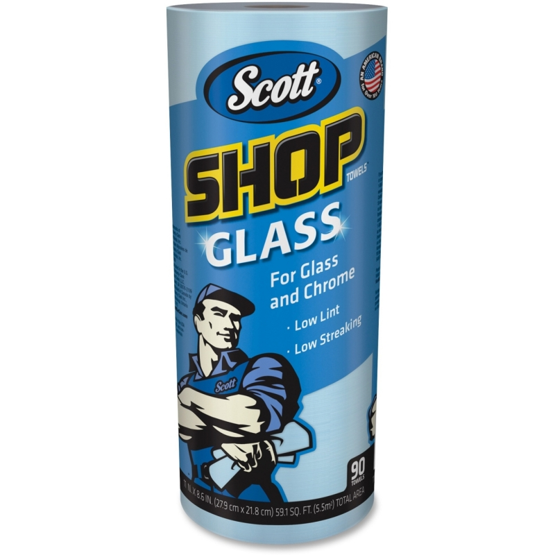 Scott Shop Glass Towels 32896 KCC32896