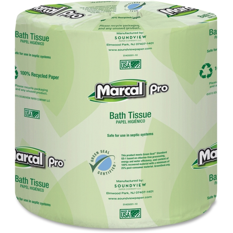 Marcal Pro Two-ply Bath Tissue Pack 5001 MRC5001