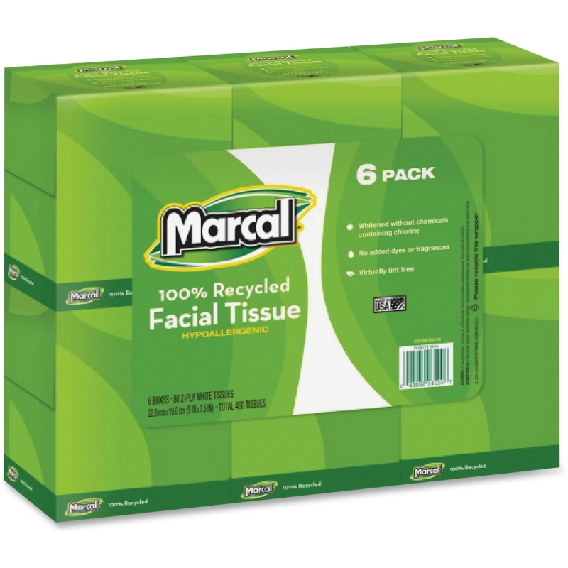 Marcal Small Steps Facial Tissue 4034CT MRC4034CT