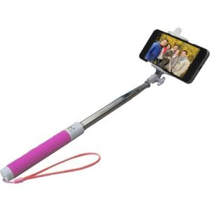 GabbaGoods #TheSelfie Stick - Bluetooth Selfie Stick GG-SST-PNK