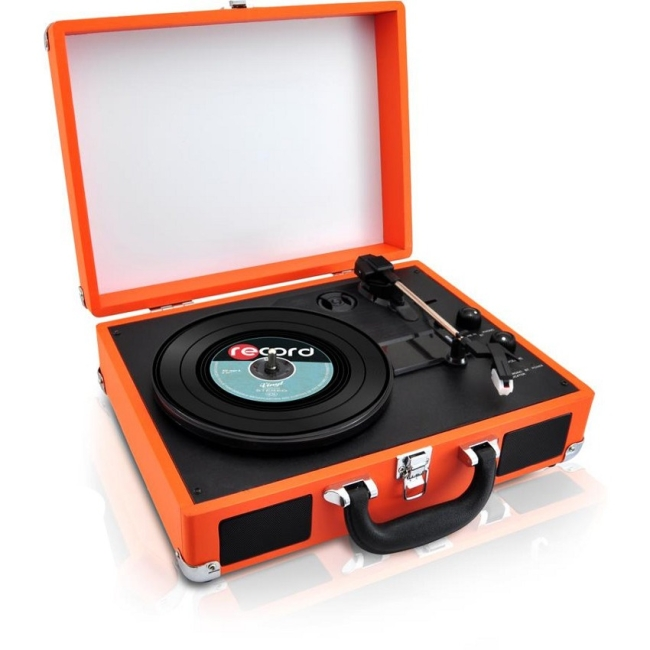 Pyle Record Turntable PVTTBT6OR