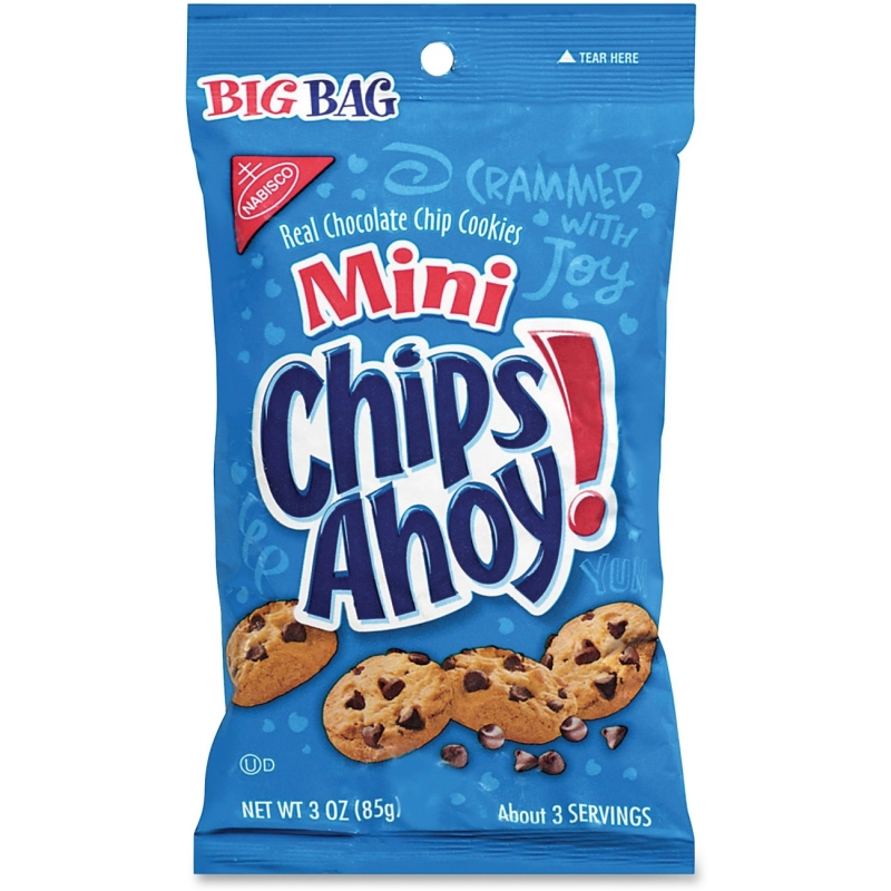 Chips Ahoy! Mini Chocolate Chip Cookies 00679 MDZ00679