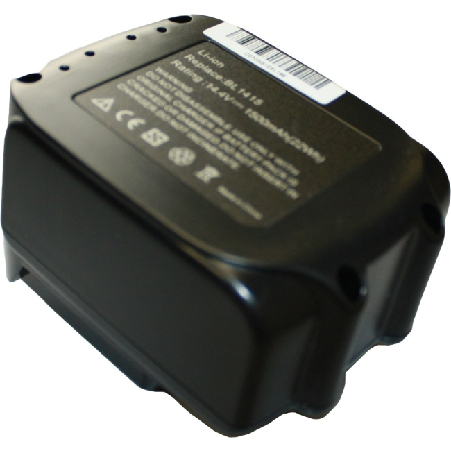 BTI Li-Ion Power Tool Battery For Makita Bl1415 14.4v MAK-BL1415-1.5AH