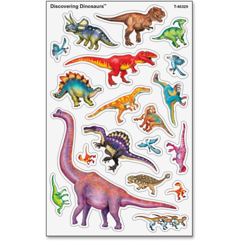 Trend Large Dinosaurs superShapes Stickers 46329 TEP46329