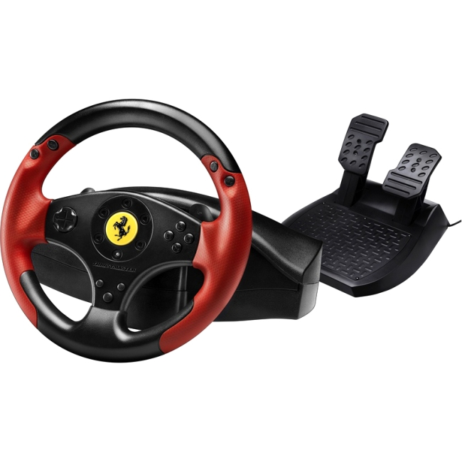 Thrustmaster Ferrari Racing Wheel Red Legend Edition 4060052