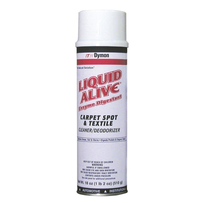 ITW Dymon Liquid Alive Carpet Stain Remover 33420 ITW33420