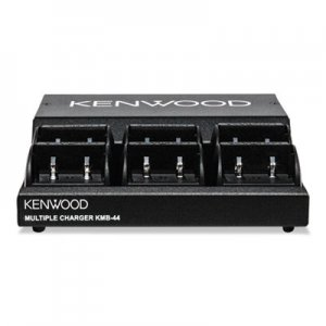 Kenwood Six-Unit Charger for PKT23K Two-Way Radios KWDKMB44K KMB44K