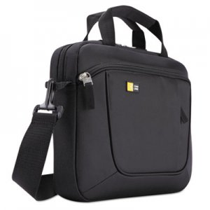 "Case Logic Laptop and Tablet Slim Case, 11"", 12 7/8 x 2 3/8 x 9 7/8, Black"