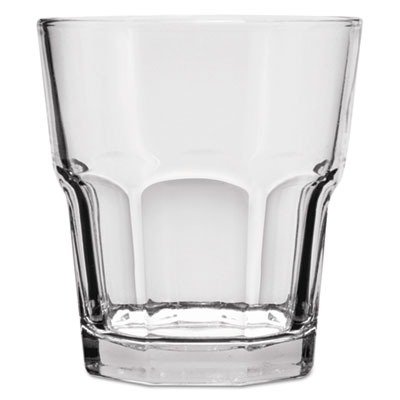 Anchor Glass Tumblers, Rocks, 12oz, Clear ANH90010 ANH 90010
